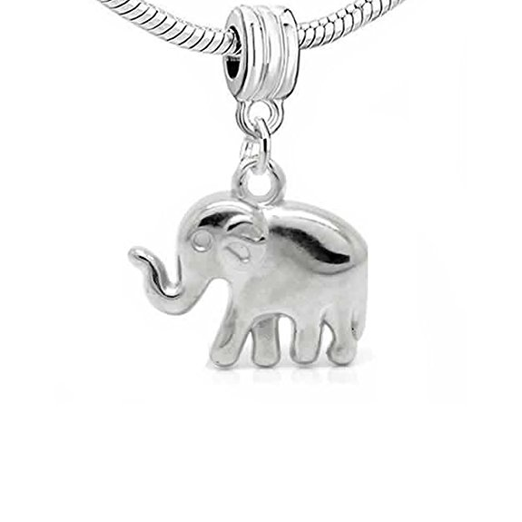 Pandora Elephant Charm Bead