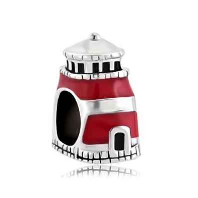 Pandora Floating Lighthouse Bead
