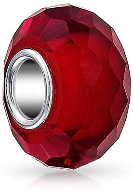 Pandora Garnet Birthstone Charm