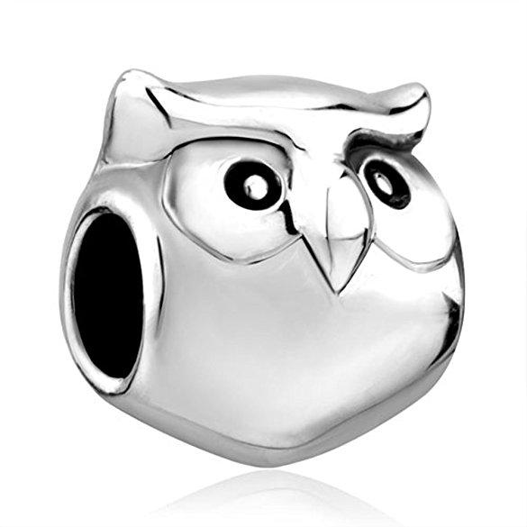 Pandora Gentle Owl Charm