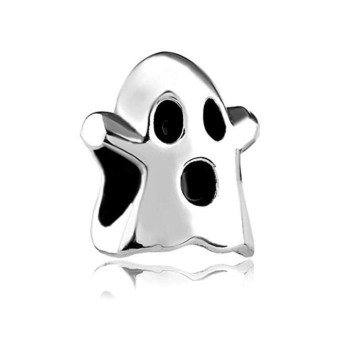 Pandora Ghost Photo Charm