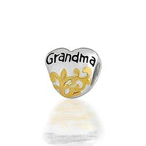 Pandora Grandma Charm