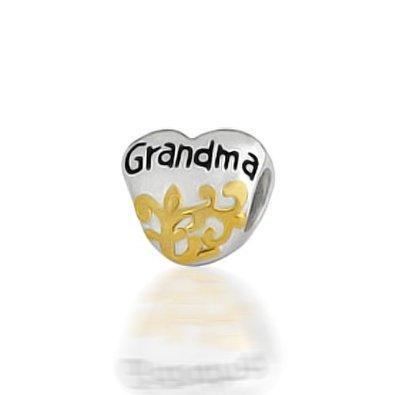 Pandora Grandmother Charm