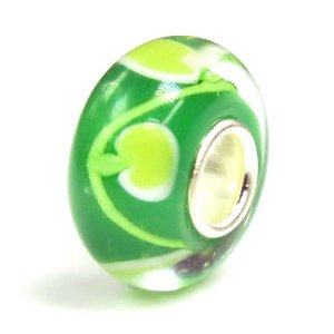 Pandora Green Apple Charm