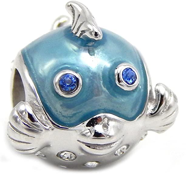 Pandora Happy Blowfish Charm