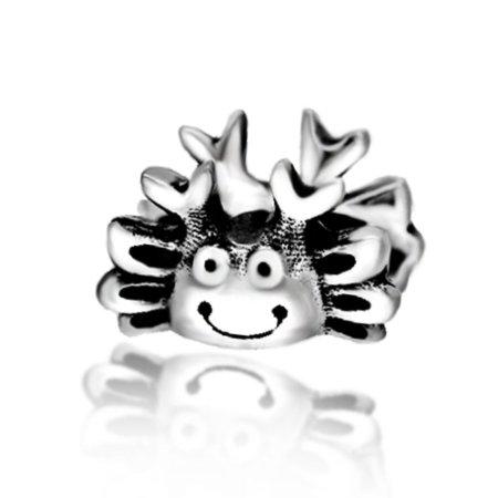 Pandora Happy Smiling Crab Charm