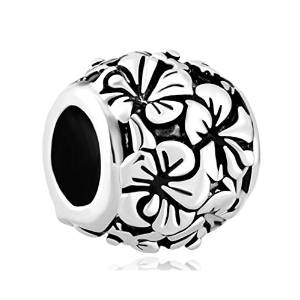 Pandora Hawaii Flowers Charm
