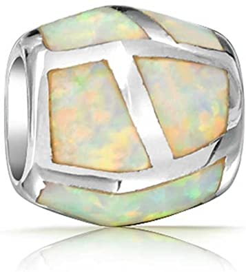 Pandora Her Majesty in Pacific Opal Charm