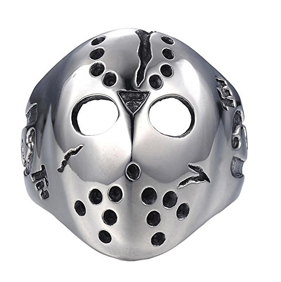 Pandora Hockey Mask Crystals Charm