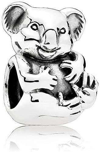 Pandora Hugging Koala Bear Bead