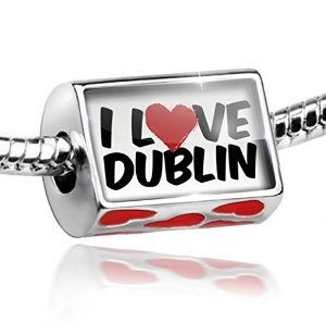 Pandora I Love Dublin Charm