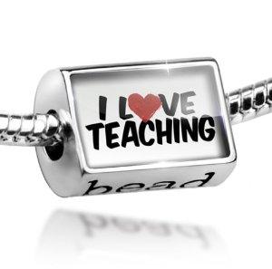 3c42b5ebc6edc Pandora I Love Teaching Charm | Buy Top Rated Charms