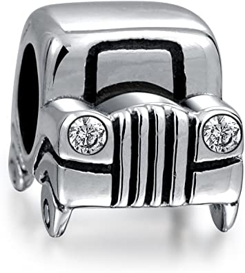 Pandora Jeep Charm