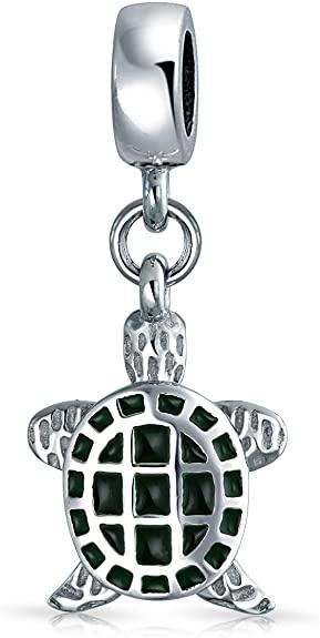 Pandora Lazy Turtle Dangle Charm