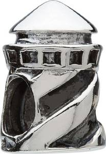 Pandora Lighthouse With Crystals Charm