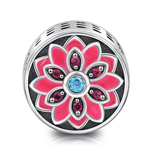 Pandora Lotus Flower Charm