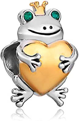 Pandora Lucky Frog Charm