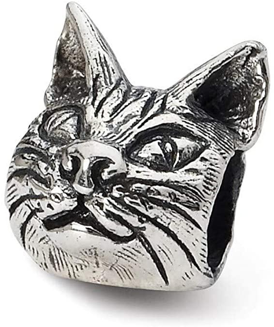 Pandora Maine Coon Cat Charm