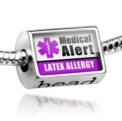 Pandora Medical Alert Latex Allergy Charm