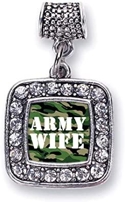 Pandora Military Wife Charm