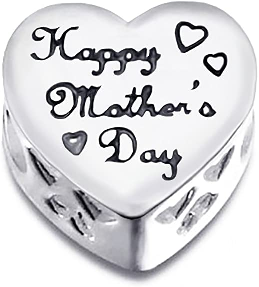 Pandora Mom Happy Mothers Day Charm