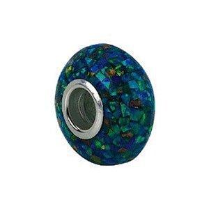 Pandora Mosaic Genuine Opal Charm