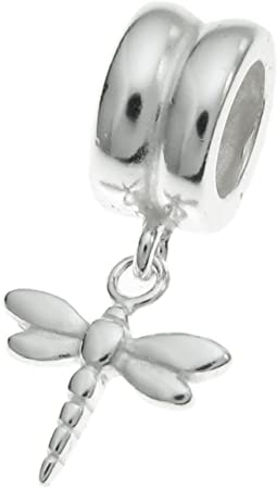 Pandora Movable Tail Dragonfly Charm