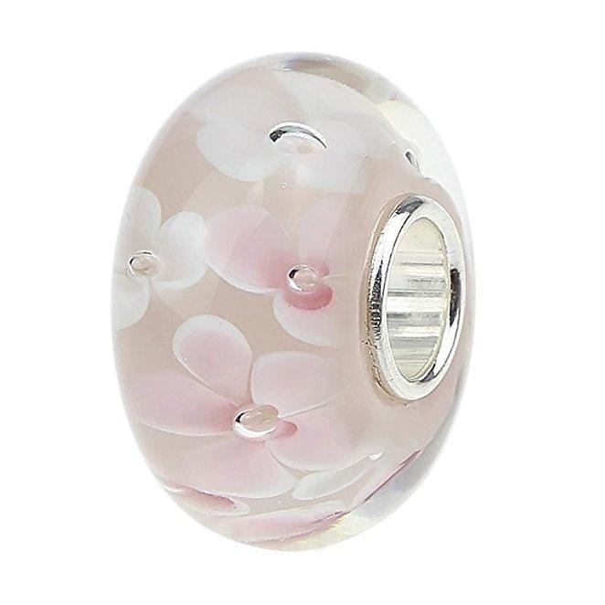 Pandora Murano Pink Glass Charm