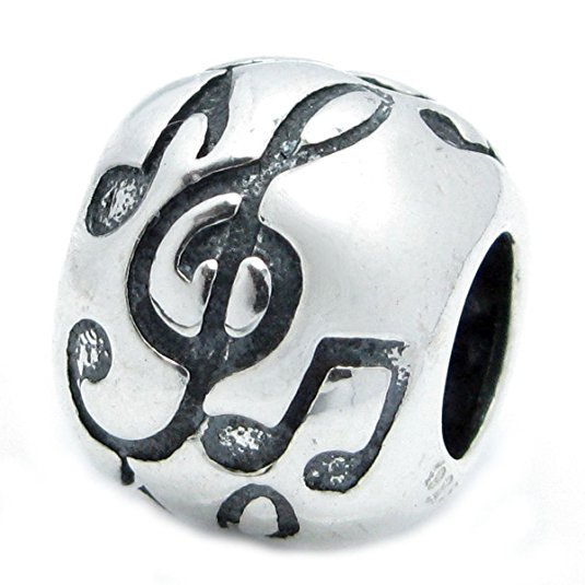 Pandora Musical Notes Bead