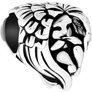 Pandora My Heart For You Angel Charm
