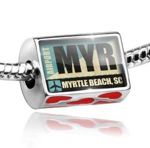 Pandora Myrtle Beach Charm