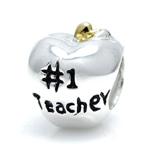 pandora charm for teachers