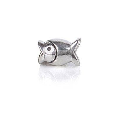 Pandora Open Mouth Fish Charm