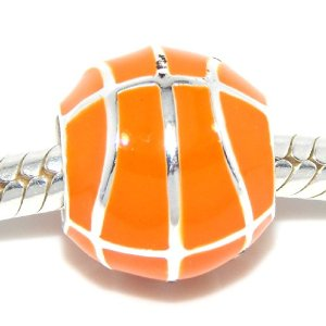 pandora charms basketball