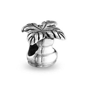Pandora Palm Tree Charm