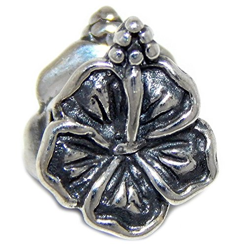 447b83a79 Pandora Pink Hibiscus Flower Charm   Buy Top Rated Charms