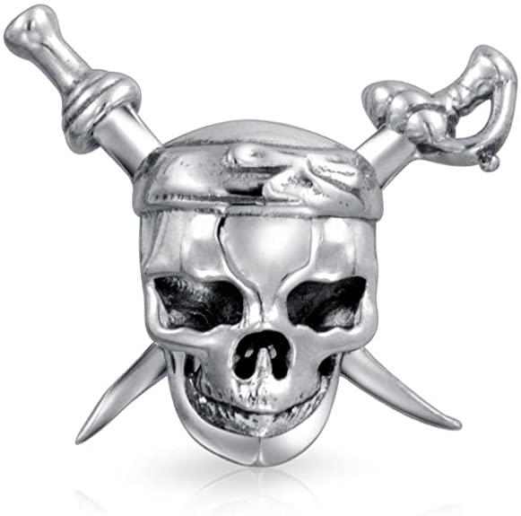 Pandora Pirate Sword Charm