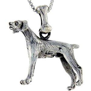 Pandora Pointer Dog Charm