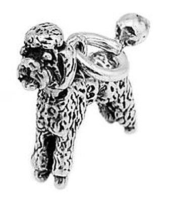 Pandora Poodle Charm