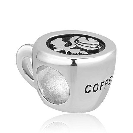 Pandora Popular Coffee Cup Bead