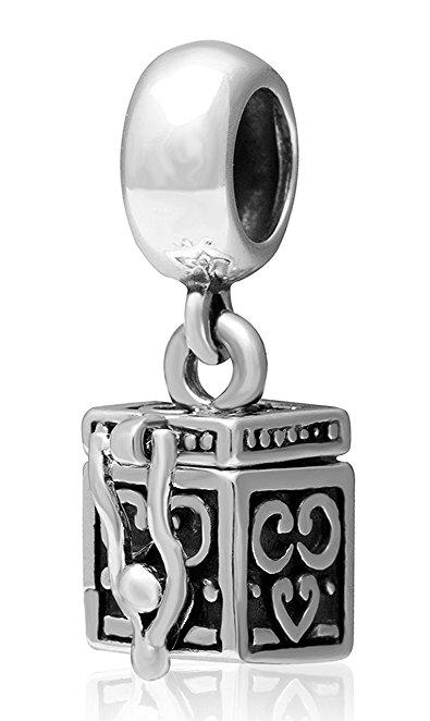 Pandora Prayer Box Bead