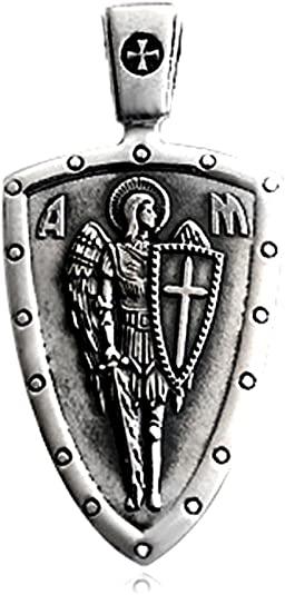 Pandora Prayer Medallion Charm