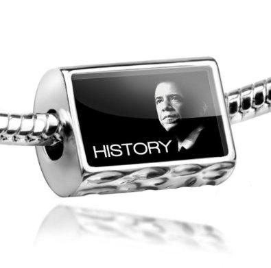 Pandora President Barack Obama Charm