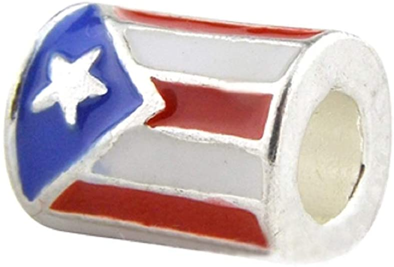 Pandora Puerto Rico Charm