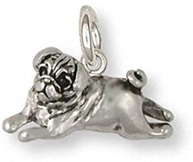 Pandora Pug Dog Love Charm