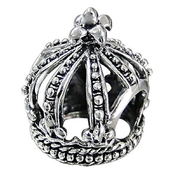 Pandora Queen Crown Bead