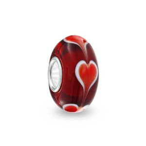 Pandora Red Heart Charm