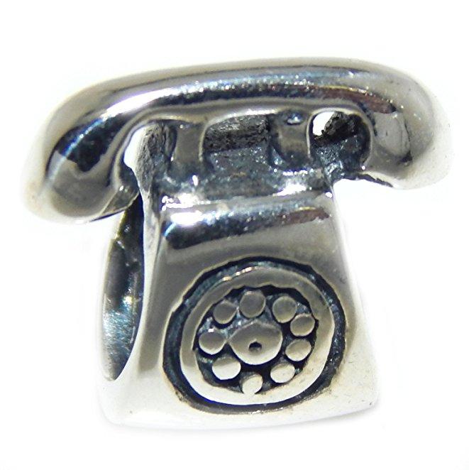 Pandora Rotary Telephone Charm