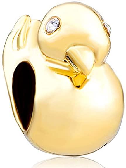 Pandora Rubber Ducky Charm