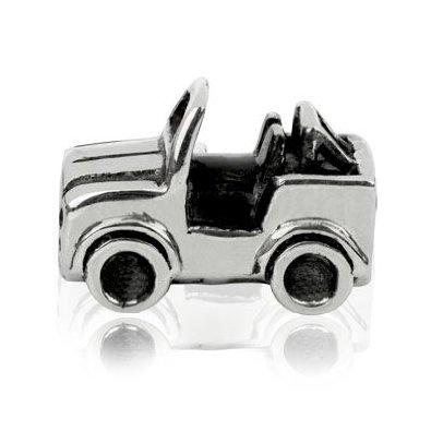 Pandora Safari Jeep Charm